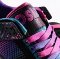 Обувь женская Osiris Nyc 83 Low Black/Pink/Cyan 2010 г инфо 11597v.