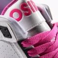 Обувь женская Osiris Nyc 83 Low White/Pink/Black 2010 г инфо 11598v.