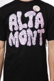 Футболка Altamont Cerebral Black 2010 г инфо 6433z.